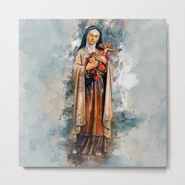 Saint Teresa Metal Print