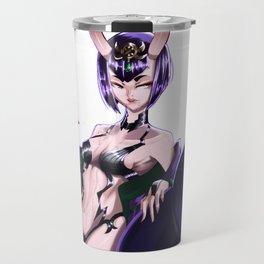 Drunk Oni Travel Mug