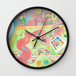 The Hope Wall Clock