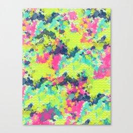 Nowhere #society6 #abstractart Canvas Print