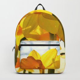 intence yellow Backpack