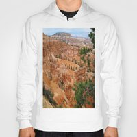 utah Hoodies featuring UTAH HOODOOS by RENA16
