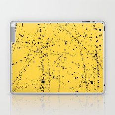 Dazed + Confused [Yellow] Laptop & iPad Skin