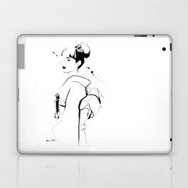 Ethnic Beauty - Japan Laptop & iPad Skin