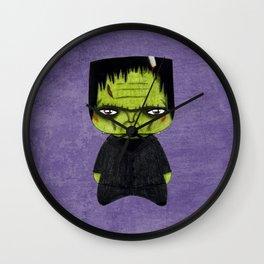 A Boy - Frankenstein's monster Wall Clock