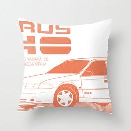 SHO Throw Pillow