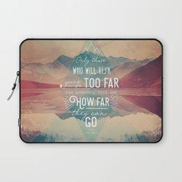 Adventure&Mountain Laptop Sleeve
