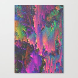 ACID Canvas Print