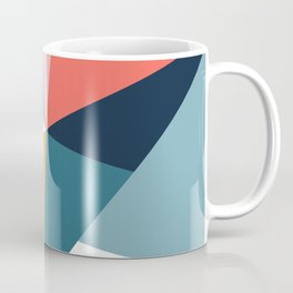 Modern Geometric 35 Coffee Mug