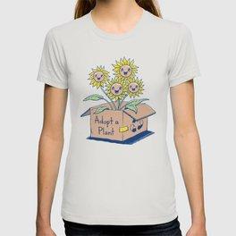 Adopt a Plant T-shirt