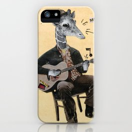 Jammin' Animals iPhone Case