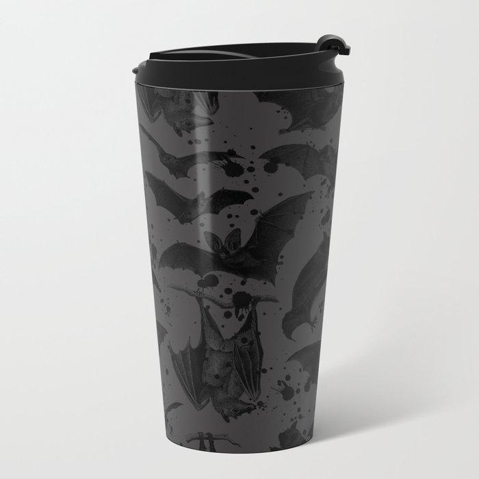 BATS III Metal Travel Mug
