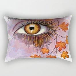 Autumn Mood Rectangular Pillow