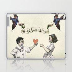 To My Valentine Laptop & iPad Skin