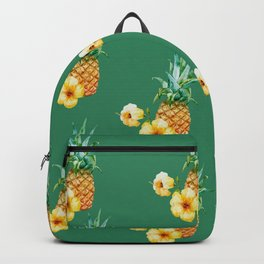 Colorful Tropical Pattern 11 Backpack