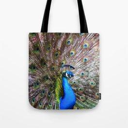 Dunedin Cemetery Peacock Tote Bag