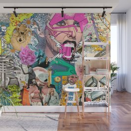 Siren 1 Wall Mural