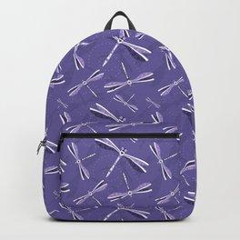 Violet lightness pattern Backpack
