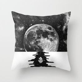 Endless Journey Throw Pillow