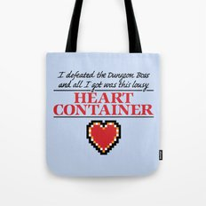 Lousy Heart Container Tote Bag