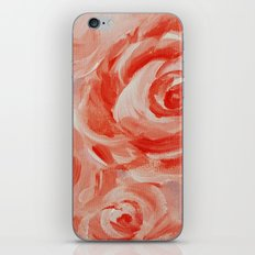 Floating Roses iPhone & iPod Skin