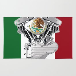 Viva Mexico Rug