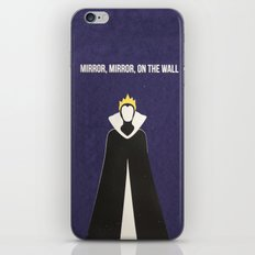 Disney Villain - Evil Queen iPhone & iPod Skin