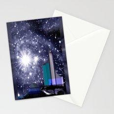 Wonderful starry night. Stationery Cards