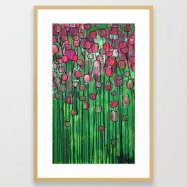 Tulip Tulip Tulip Framed Art Print