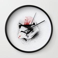 The Traitor Wall Clock