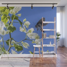 Pipevine Swallowtail Wall Mural