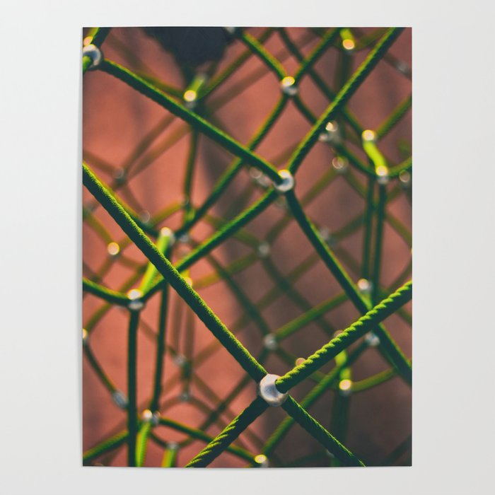 Chemical Connections (Color) Poster