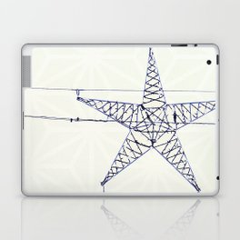 Classical sky Laptop & iPad Skin