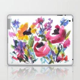 Wildflower Wild Laptop & iPad Skin