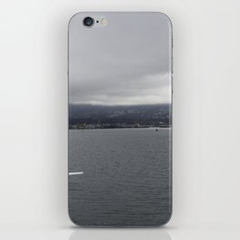 Seaplane and Stanley Park iPhone Skin