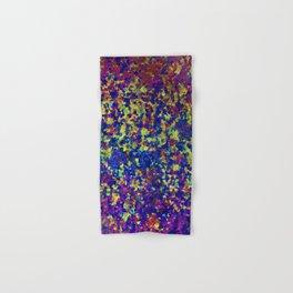 Grunge Painting Background G286 Hand & Bath Towel