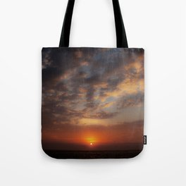Early Morning on Fripp Island Tote Bag