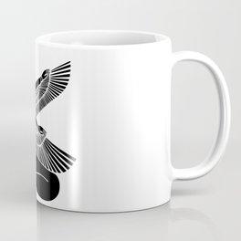 Black Goddess Maat Coffee Mug