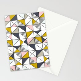 Leif Geo Stationery Cards