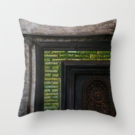 Charleston Architecture XXXI Throw Pillow