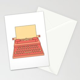 Typemachine Stationery Cards
