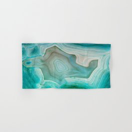 THE BEAUTY OF MINERALS 2 Hand & Bath Towel