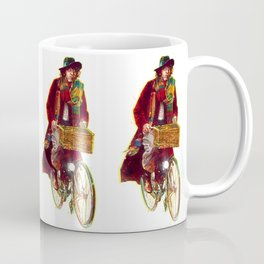 Bicycle Who Coffee Mug