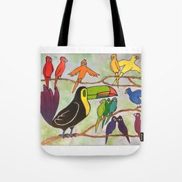 VIDA Tote Bag - Eagle by VIDA