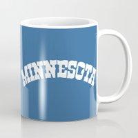 minnesota Mugs featuring Minnesota Arch by Jeremy Jon Myers