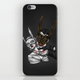 The March Hare (Bioshock) iPhone Skin
