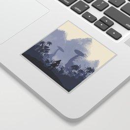 Horizon Sticker