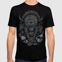 Dark Bison T-shirt