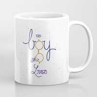 snape Mugs featuring the boy ... by Earthlightened