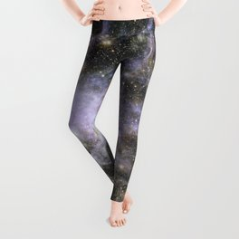 Tarantula Nebula 2 Leggings